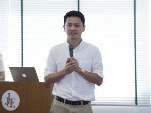 台湾起業家プレゼン